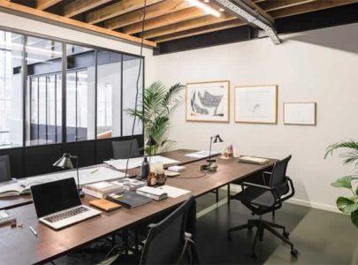 Ý tưởng thiết kế văn phòng nhỏ hẹp trở nên đẹp hơn