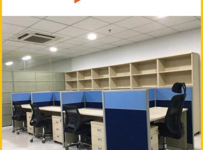 Thiết kế nội thất văn phòng Công ty TNHH SC Commerce