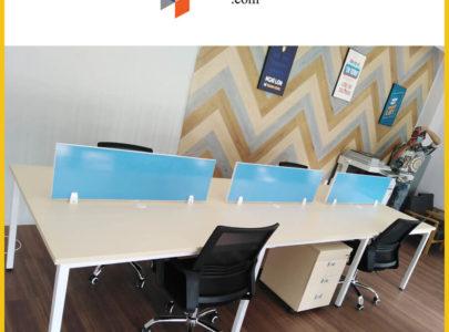 Thiết kế nội thất văn phòng Công ty TNHH xây dựng Phú Thiên Lộc