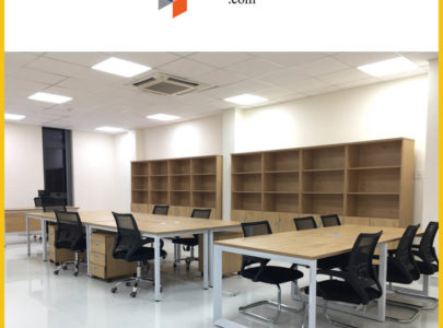Thiết kế nội thất văn phòng Vin office