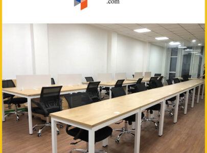 Thiết kế nội thất văn phòng Công Ty TNHH Tiếp Vận Hồng Hà